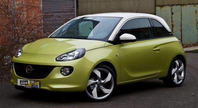 Opel Adam - opinie, spalanie, usterki