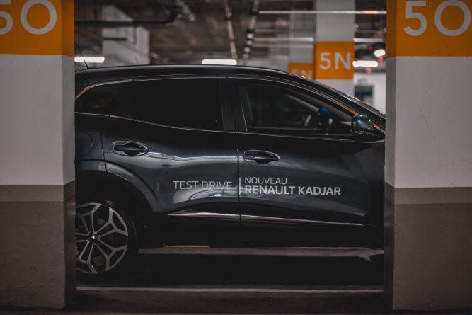 Renault Kadjar - opinie, spalanie, usterki